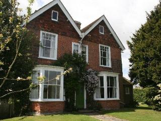 Elegant Victorian house, sleeps 11, tennis court - East Sussex vacation rentals