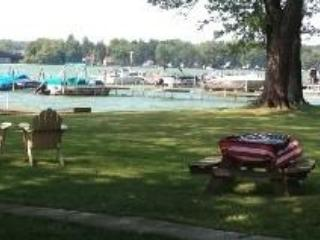 Lake Front with Boat Dock...walk to the village! - Bemus Point vacation rentals