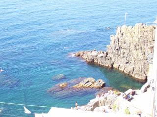 Convenient 2 bedroom Riomaggiore Condo with Water Views - Riomaggiore vacation rentals