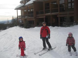 Timberstone Lodge 3 bedroom Condo true ski in/out - Kimberley vacation rentals