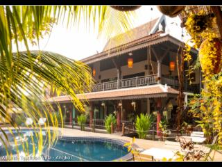 Comfortable 6 bedroom Villa in Siem Reap - Siem Reap vacation rentals
