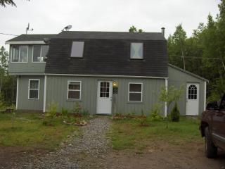 Schoodic Lake View Cabin w/ 3 bedrooms & wildlife - Brownville vacation rentals
