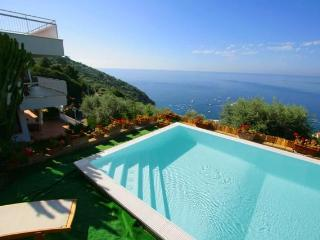 6 Bedrooms villa with private pool, beach and view - Nerano vacation rentals