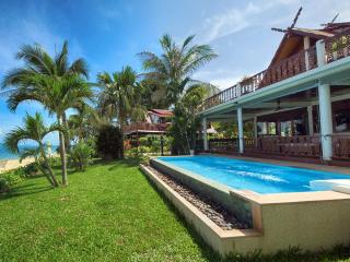 SPLENDID VILLA on the beach w/ private pool 8Pers. - Bophut vacation rentals