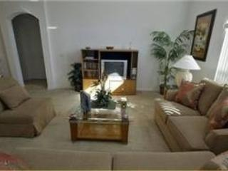 Living Area    - LPH4P714HPB 4 BR Lavish Rental Home with Private Pool And Spa - Orlando - rentals