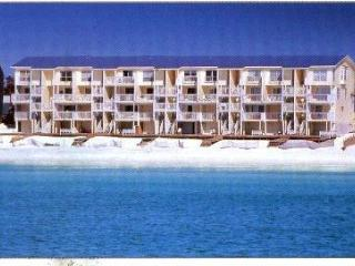A True Gulf Front, 3 Bd, 3.5 BT Wifi & Great Rates - Navarre vacation rentals