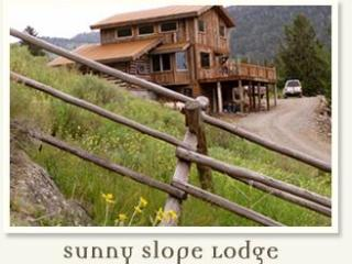 Eco-Friendly, Custom Log Home 5 Miles to Ystone - Yellowstone vacation rentals