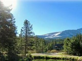 View from dining room and front porch/common area - 3BR Townhouse in Breckenridge walk to town/slopes - Breckenridge - rentals