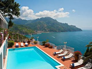 4 bedroom villa with pool and view on Amalfi Coast - Ravello vacation rentals
