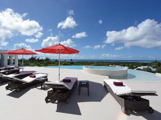Just in Paradise at Terres Basses, Saint Maarten - Sunset and Ocean Views, Pool - Terres Basses vacation rentals