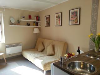 Romantic sunny studio in Montmartre - Paris vacation rentals