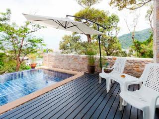 Patong Sea view private pool villa - Patong vacation rentals