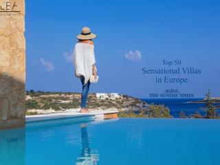 Olea Villas-Top villa by The Sunday Times - Chania vacation rentals