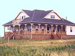 View from waterfowl pond - Dunes Beach House - Darnley - rentals