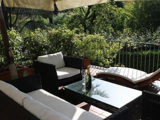 La Terrazza - a large terrace inside the walls - Lucca vacation rentals