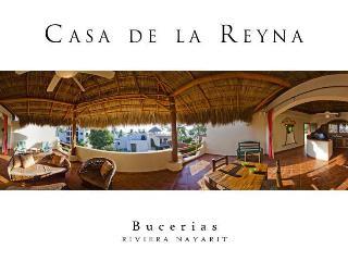 Casa de la Reyna Palapa Penthouse Bucerias Mexico - Bucerias vacation rentals