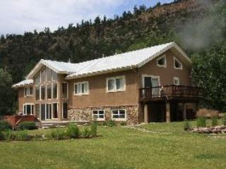 Whitewater Ranch back of house - Whitewater Ranch - Durango - rentals