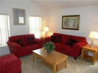Family Room - LPH4P639KD 4 BR Pool Home Tastefully Decorated - Orlando - rentals