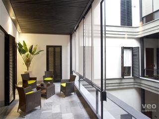 Corral del Rey. 2 bedrooms, 2 bathrooms, balcony - Seville vacation rentals