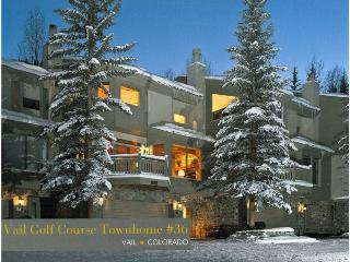 Vail Golf Course Townhomes 36 - Vail vacation rentals