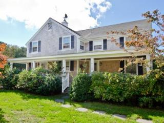 CONTEMPORARY FARMHOUSE WITH SHABBY CHIC STYLING - EDG AHAR-70 - Edgartown vacation rentals