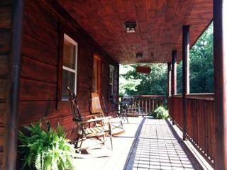 Romantic Galax Cabin rental with A/C - Galax vacation rentals