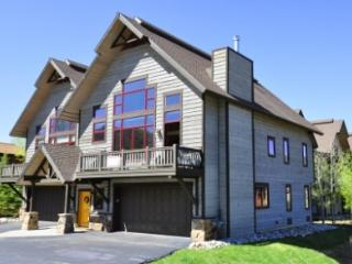 Alpine Vista ~ 4 Bedroom Townhome - Steamboat Springs vacation rentals