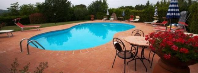 Villa Sentiero - Image 1 - Montaione - rentals
