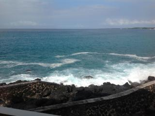 Truly Oceanfront with A/C! - Kailua-Kona vacation rentals