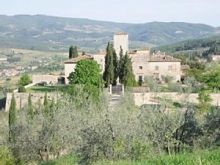 Charming 2 Bedroom Castle Apartment in Tuscany - Greve in Chianti vacation rentals
