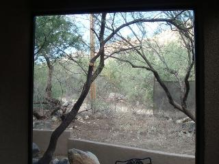 First floor condo with screened in private patio and mountain views! - Tucson vacation rentals
