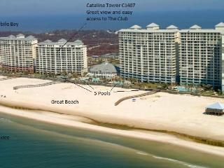 SPECIAL GREAT RATE, April $989 week,$150 day total - Gulf Shores vacation rentals