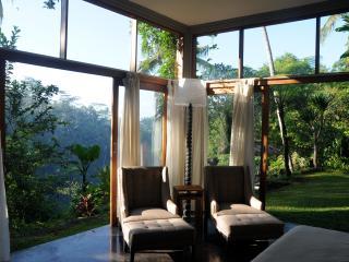 Luxurious, rice-field valley view villa,Ubud,4BR - Ubud vacation rentals