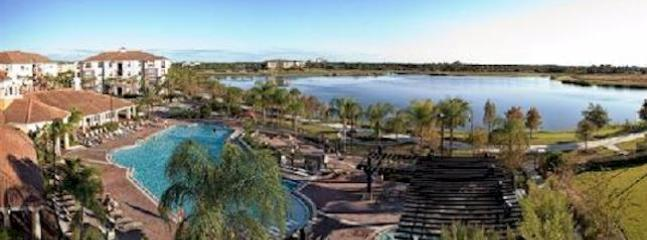 overlooking Lake Cay - Vista Cay Resort of Orlando Florida Luxury Condos - Orlando - rentals