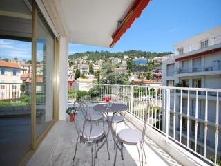Coco- Wonderful Nice 2 Bedroom Apartment with a Terrace - Saint-Andre-de-la-Roche vacation rentals