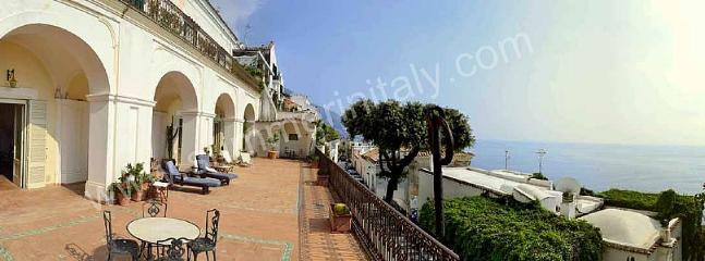 Villa Ilizia - Image 1 - Positano - rentals