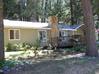 A Mountain Rose, near famous Apple Hill area(50yr celebration), wineries,Sly Park/Jenkinson Lake, seasonal snow or swimming! - Grass Valley vacation rentals