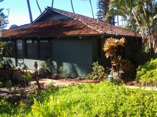 2 BD Cottage ICC  Across from Ocean at Kaanapali - Lahaina vacation rentals