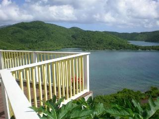 Sweet Wind Villa overlooking Hurricane Hole - Coral Bay vacation rentals