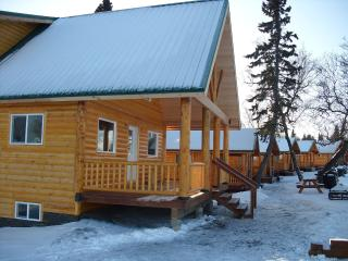 1 bedroom Cabin with Internet Access in Clam Gulch - Clam Gulch vacation rentals