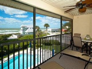 Balcony - Sunset Beach Unit 204 - Holmes Beach - rentals