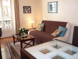 419 One bedroom   Paris Saint Germain des Pres district - Paris vacation rentals