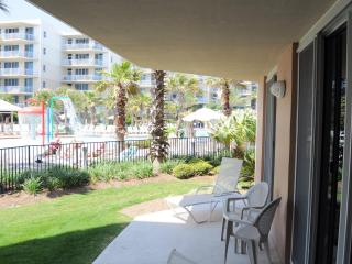 wsa108, Waterscape Resort, Ground Level near Pool - Fort Walton Beach vacation rentals