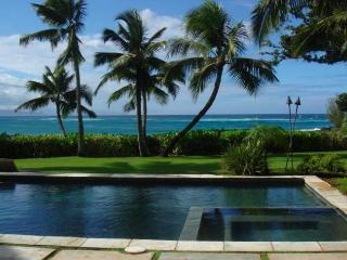 Deluxe Villa, Oceanfront, N Shore STPH 2013/0001 - Paia vacation rentals