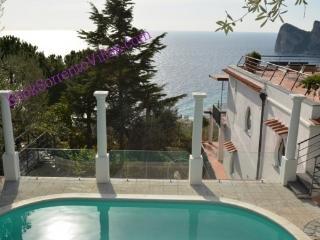 APPARTAMENTO LA GRANSEOLA B (NEW) - SORRENTO PENINSULA - Marina del Cantone - Campania vacation rentals