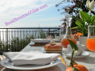 APPARTAMENTO LA GRANSEOLA B  - SORRENTO PENINSULA - Marina del Cantone - Marina del Cantone vacation rentals