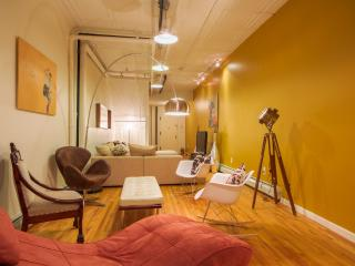 Gorgeous 3 Bedroom Loft by Soho - New York City vacation rentals