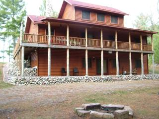 Sunset Bay on Castle Rock Lake, near WI Dells - Friendship vacation rentals