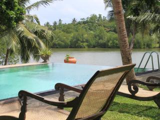 Luxury Colonial Riverview 3 bed Villa  Ambalangoda - Ambalangoda vacation rentals