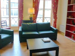 One bedroom   Paris Luxembourg district (468) - Paris vacation rentals
